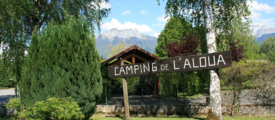 camping aloua annecy