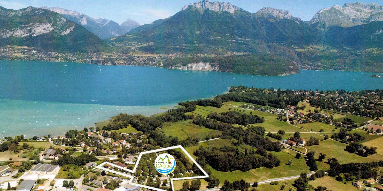 camping aloua annecy sevrier