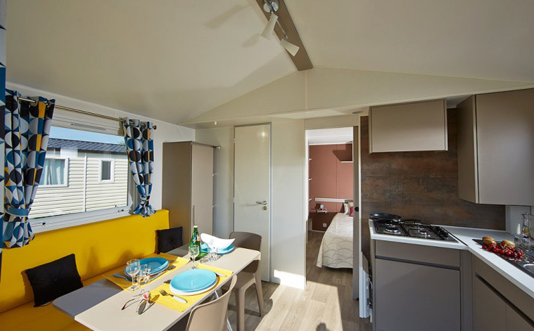 Mobil Home 2 Personnes Lac Annecy